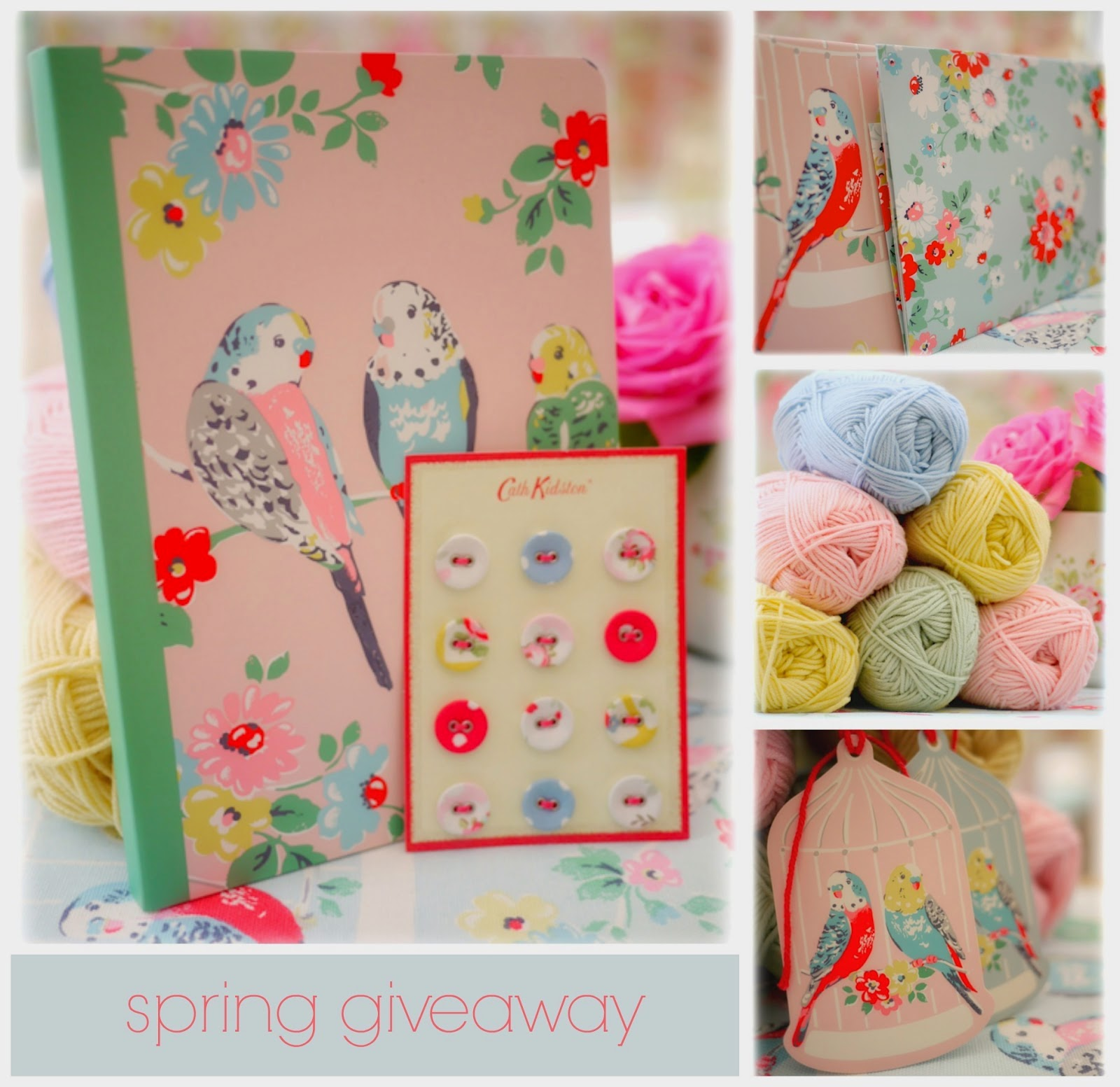 Fabulous giveaway at