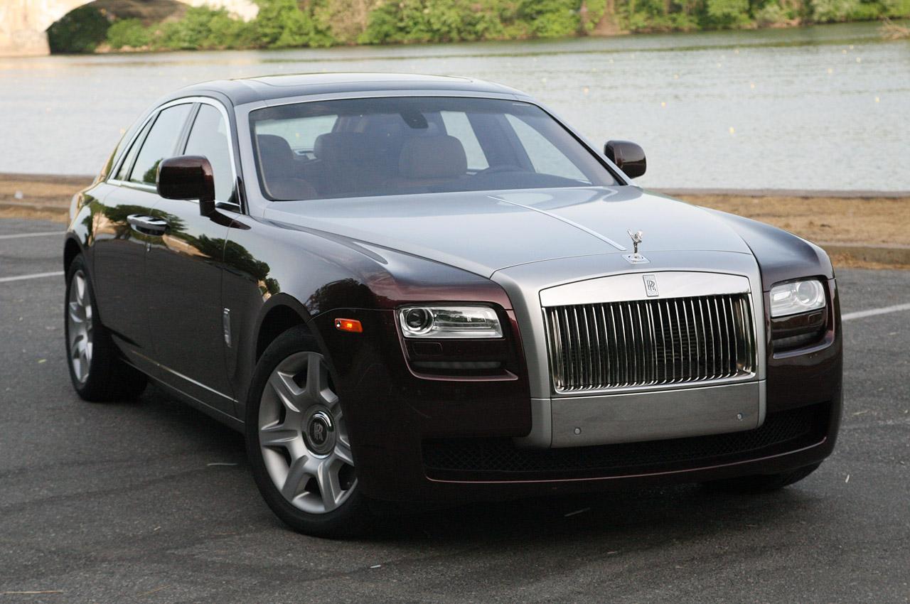 Kendall self drive: 2011 Rolls-Royce Ghost