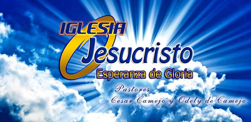 Iglesia Jesucristo Esperanza de Gloria