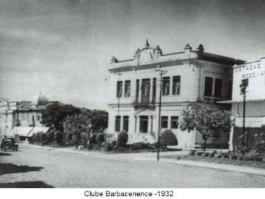 CLUBE BARBACENENSE 1932