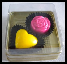 Door gift~Choc 2pcs