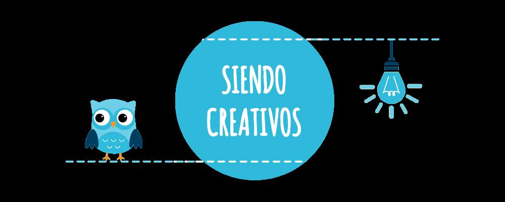SIENDO CREATIVOS | 100% Creatividad