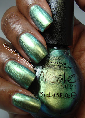 Nicole By OPI 2012 Target Exclusives Collection