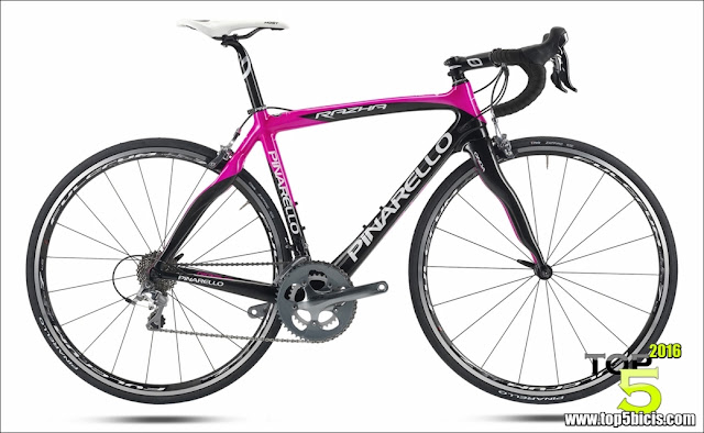 PINARELLO RAZHA, una bicicleta de larga distancia
