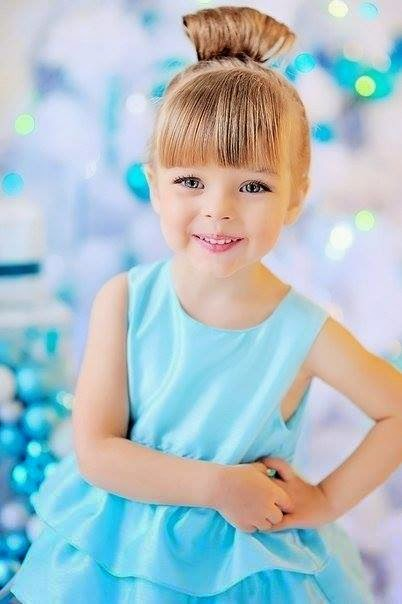 Cute Hair styles For Kids..