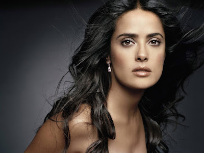 Salma Hayek Desktop Wallpaper