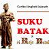 Cerita Singkat Sejarah Asal Muasal Suku Batak