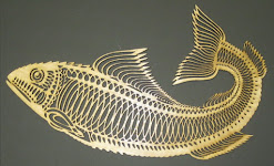 Grabado de pez