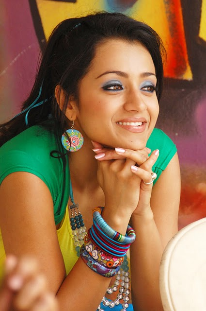Trisha Cute Stills