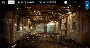 CrazyEscapeGames Abandoned Mental Hospital