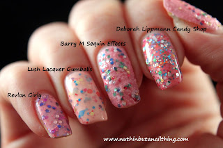 Barry M Sequin Effects
