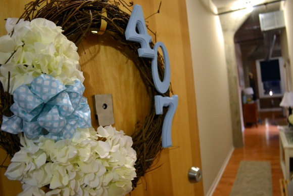 How to make an everyday wreath