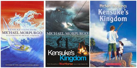 Books Aplenty, Books Galore!: Kensuke's Kingdom