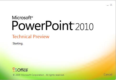 Mengenal Layar Kerja Microsoft Powerpoint 2010