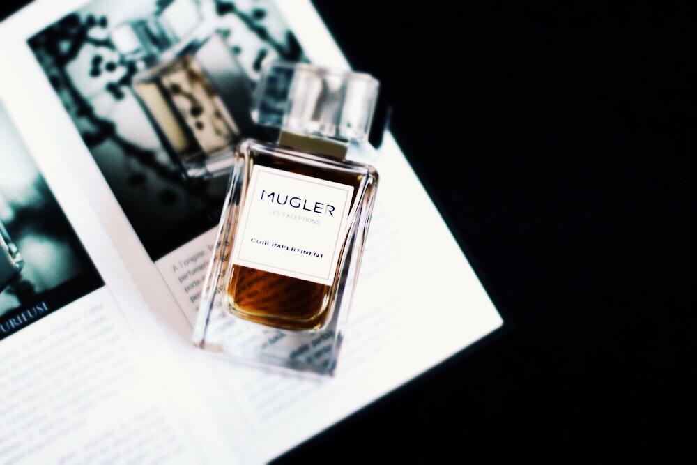 mugler les exceptions cuir impertinent parfum avis test