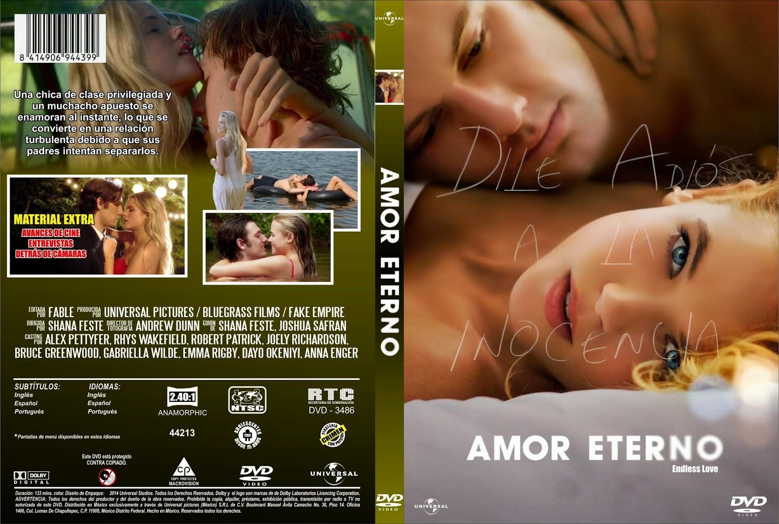 Endless Love Amor Eterno Dvdfull Latino Solodvdfulllatinocl