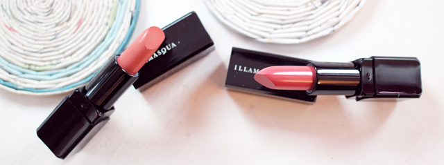 A Beauty Review on Illamasqua Glamore Nude Lipstick Collection