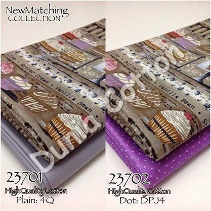 Kain English Cotton Gred AAA Matching Album 237