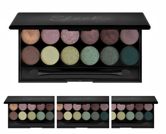 Sleek Make Up Garden of Eden Palette for 2014