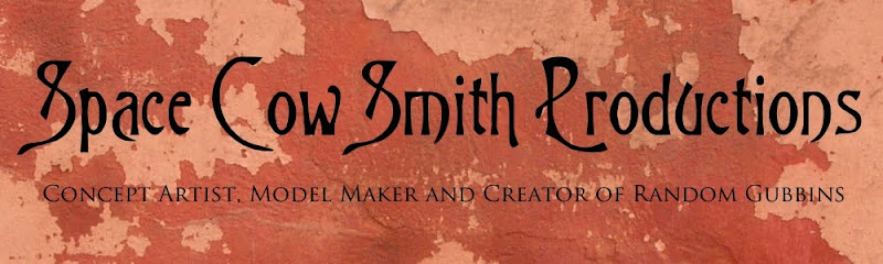 Space Cow Smith Productions