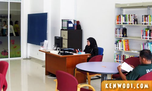 1malaysia library librarian