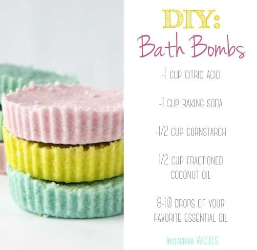 Living With Lyme Disease: DIY- Bath Bombs