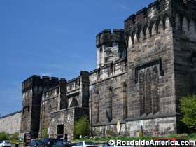 Philadelphia Federal Prison http://jesslb6.blogspot.com/2012/08/the-ghosts-of-eastern-state-penitentary.html