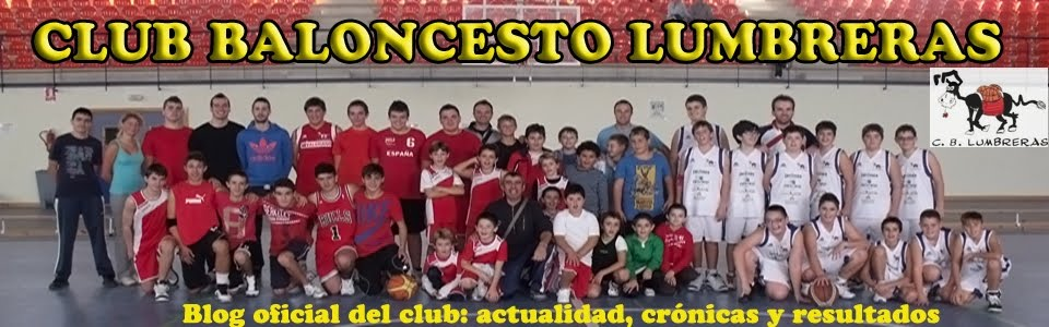 Club Baloncesto Lumbreras