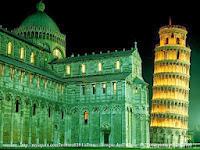 Asal-Usul Miringnya Menara Pisa