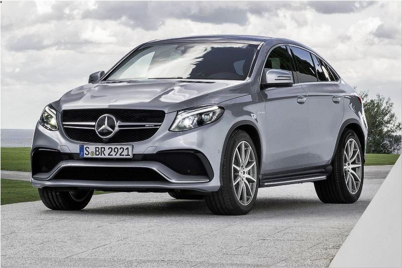 Gle coupe length 2017 2018 best cars reviews for Mercedes benz amg suv price