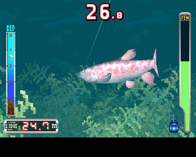 Game big ol bass 2 pc psx ps1 gratis link mediafire tkjpro for Bass fishing game