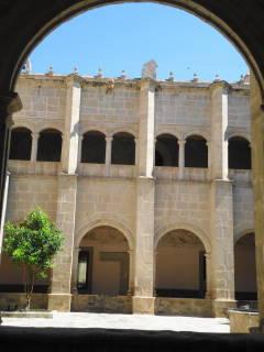 Ex Convent of Santa Maria Magdalena in Cuitzeo