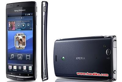Daftar Harga Hp Sony Xperia Bulan Januari 2013 Hardika.com