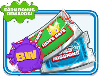 Earn Bonus Rewards on Binweevils
