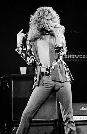 Robert plant band of joy it s robert plant and he can school