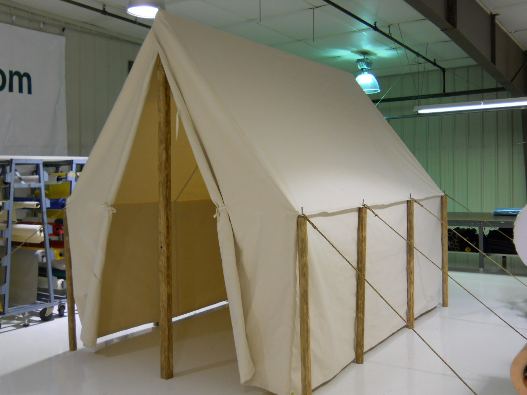 The Lone Ranger Movie Tents from Armbruster & The Lone Ranger Movie Tents from Armbruster | Armbruster Tent Maker