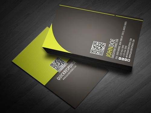 how to create cool designs on black card