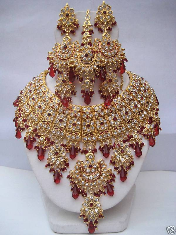 Jewellery sets for wedding