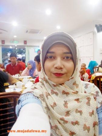 Majlis Berbuka Puasa Kelas 2014 Di Serunai Restaurant, Nurmujahidah, berbuka puasa, iftar, restoran di kelantan, restoran sedap di pengkalan chepa