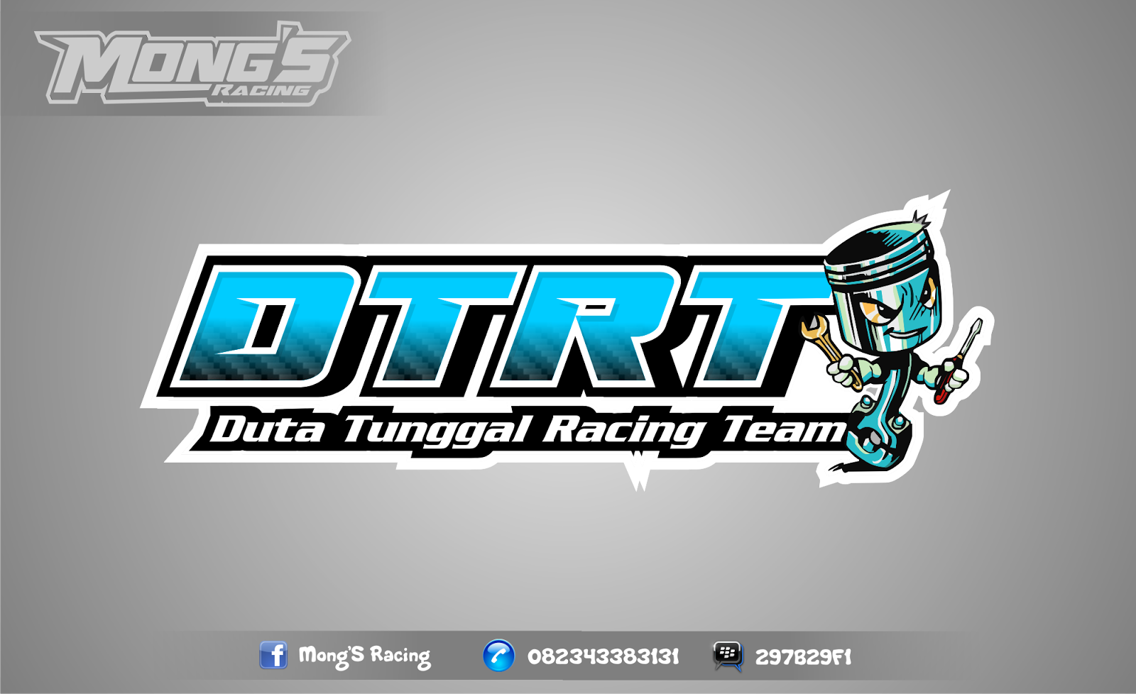 MongS Racing DESAIN NAMA TEAM