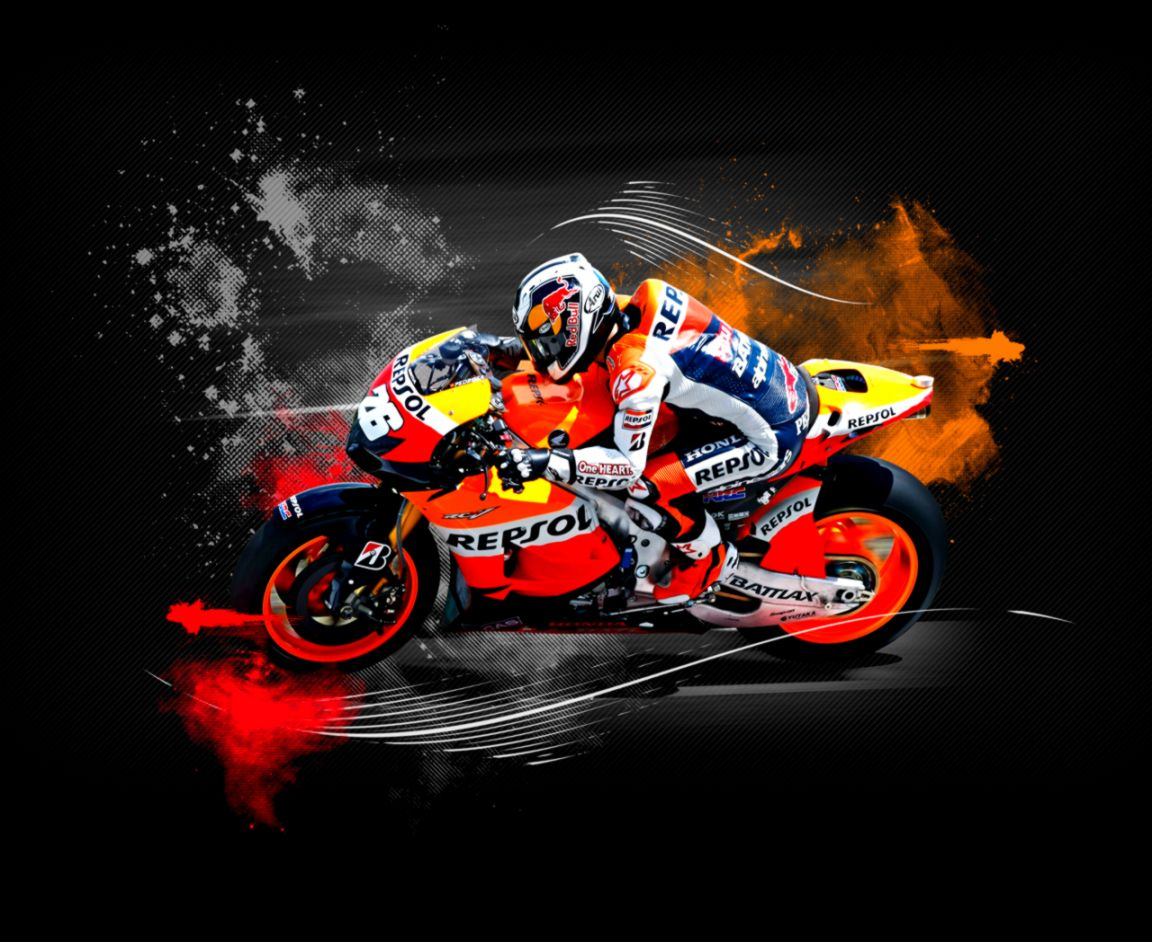 pedrosa motogp wallpaper hd background this wallpapers
