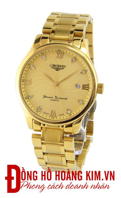 Đồng hồ longines chất lượng giá rẻ