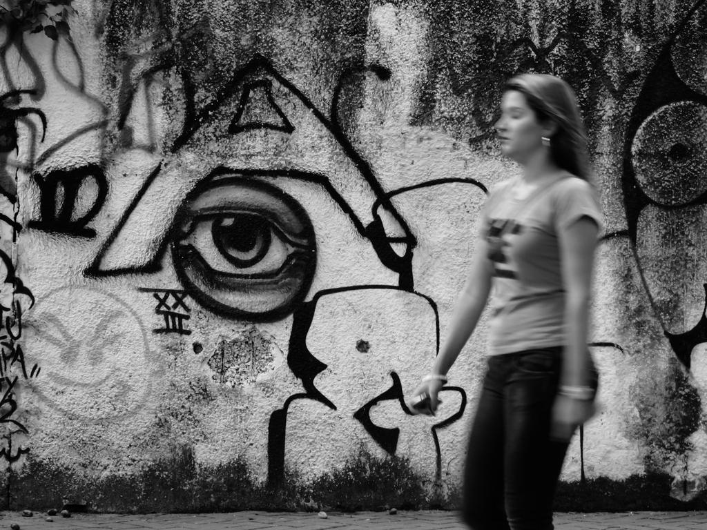 Olhos para ver... ou não, by Guillermo Aldaya / PhotoConversa