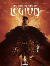 Les chroniques de Legion t.1 (mayo-2011)