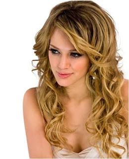 Coiffure Cheveux long facile