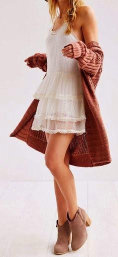 Cute mini white dress