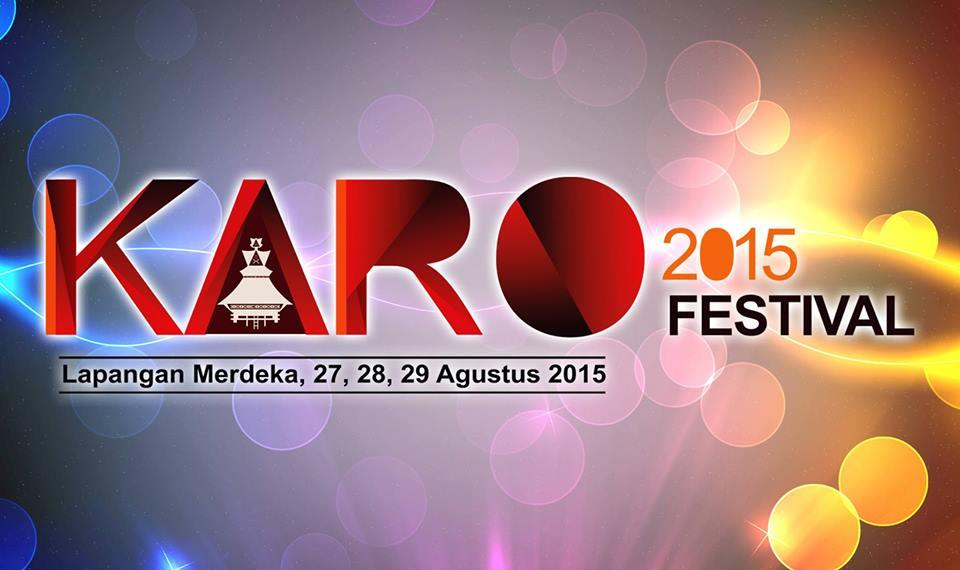 Festival Karo Event Spesial  27 - 29 Agustus 2015 || Refleksi 5 thn Erupsi Sinabung Bersama Top Artis Ibu Kota