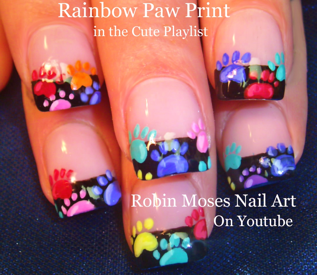 "Robin Moses Nail Art February 2015: Robin Moses Nail Art: Rainbow Abstract Snakeskin! ""nails"