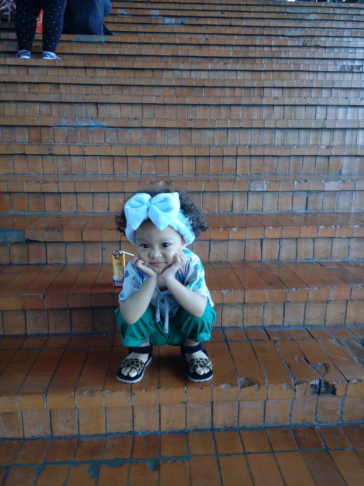 Anak Kecil Ini Bikin Gw Selalu Pengen Balik Ke Rumah Cepet Mana Inget Dia Andai Keadaan Memungkinkan Pengeeen Banget Bawa