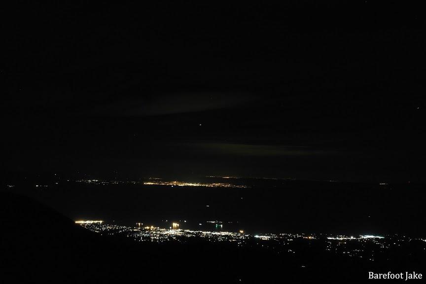 Port Angeles night